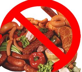 что запрещено есть при язве желудка